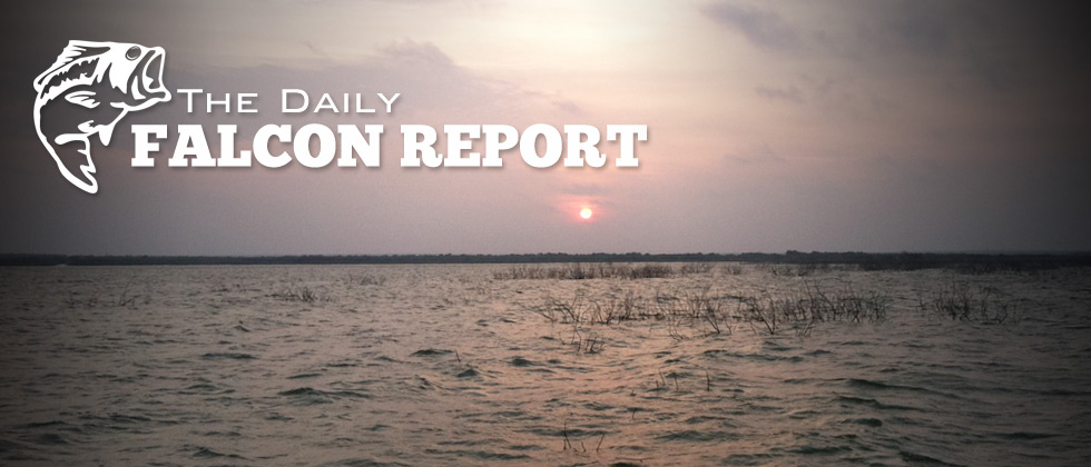 The Daily Falcon Bass Fishing Report