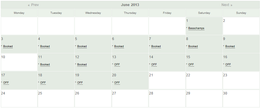 June_2013_update_schedule