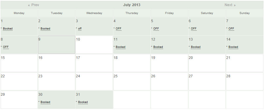 7-9-13_July_schedule_update